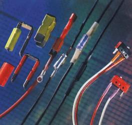 Тонкостенные термоусаживаемые трубки