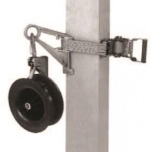 Раскаточный ролик монтажный для кабелей и СИП (распродажа)
