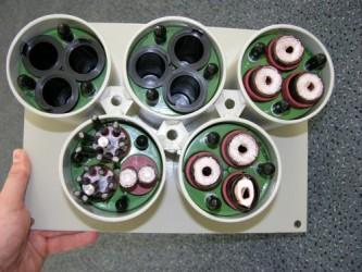 JACKMOON Triplex Plugs