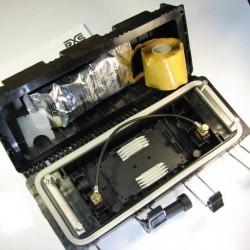 Муфта оптическая 24 волокна UCAO 3-6